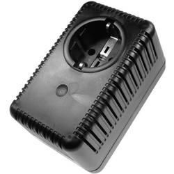 Ohišje za vtič 112 x 67 x 63 plastika črna barva Kemo STG15 1 kos