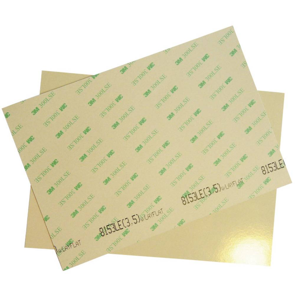 Lepljivi film LSE 300, (DxĹ ) 210 mm x 150 mm 8153