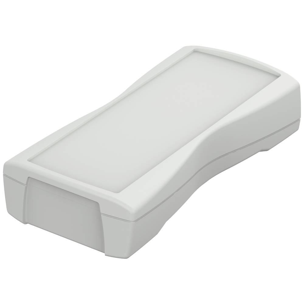 Bopla BS 603-Ručno kućište, umjetna masa, svijetlo sivo (RAL 7035), 159.4 x 77.9 x 33.5mm 82603135.