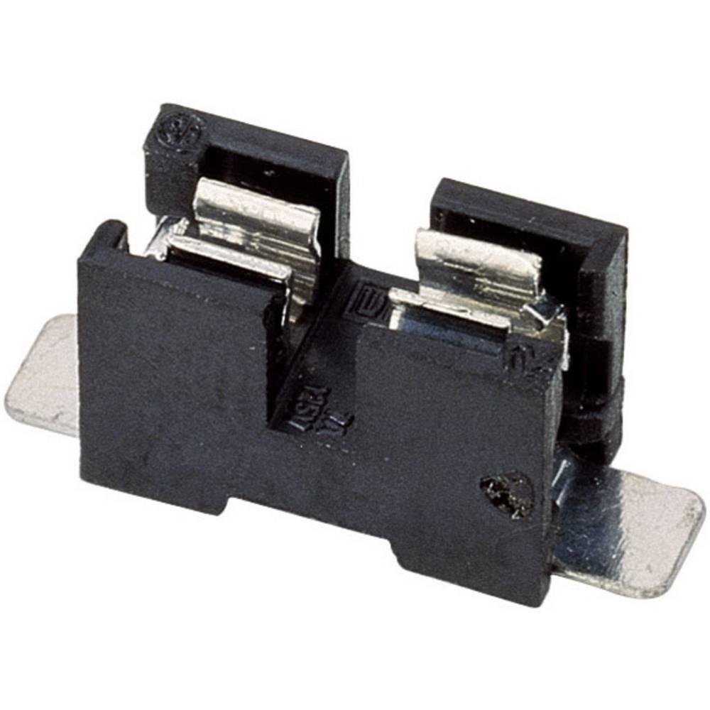 Sikringsholder Schurter 7090.9010 Passer til MELF 7 A 125 V/AC 1 stk