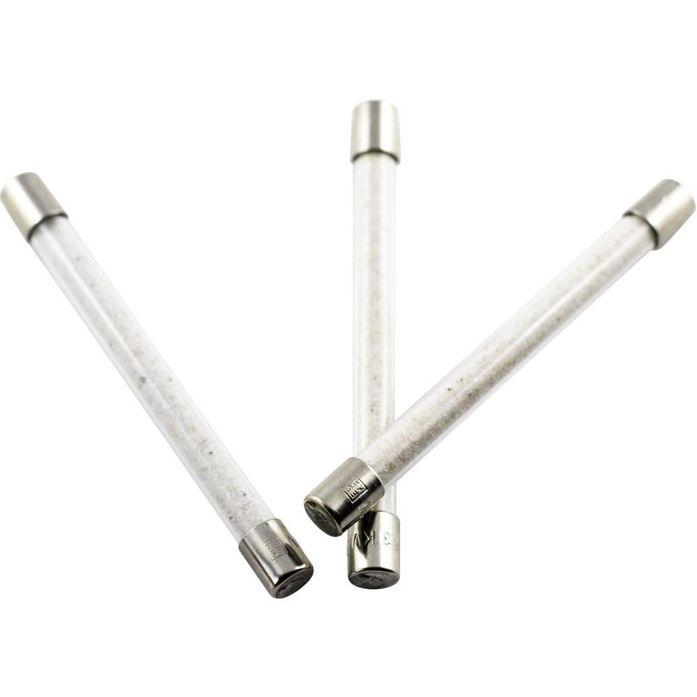 Visokonapetostna varovalka ( x D) 8 mm x 85 mm 0.5 A 3000 V ESKA 558014 vsebina 1 kos