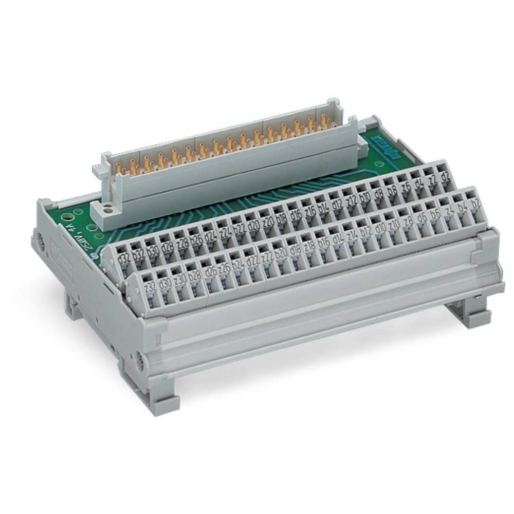 Prenosni modul, št. polov: 48 289-436 WAGO vsebina: 1 kos