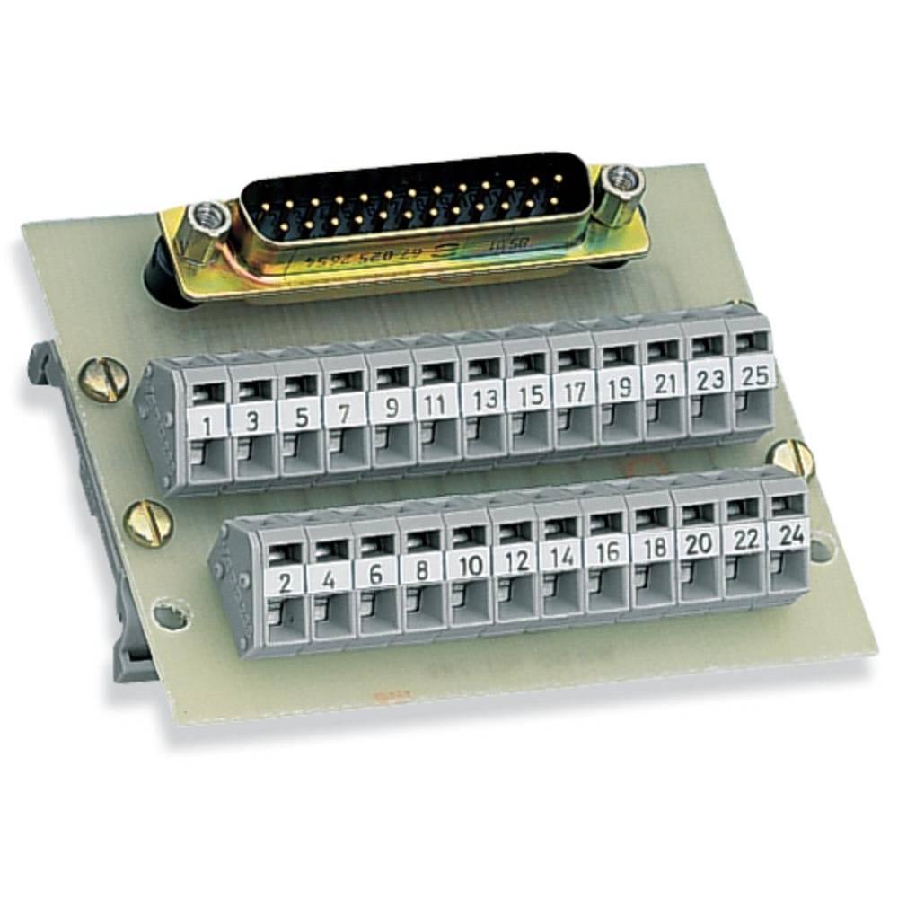 Prenosni modul, št. polov: 50 289-449 WAGO vsebina: 1 kos