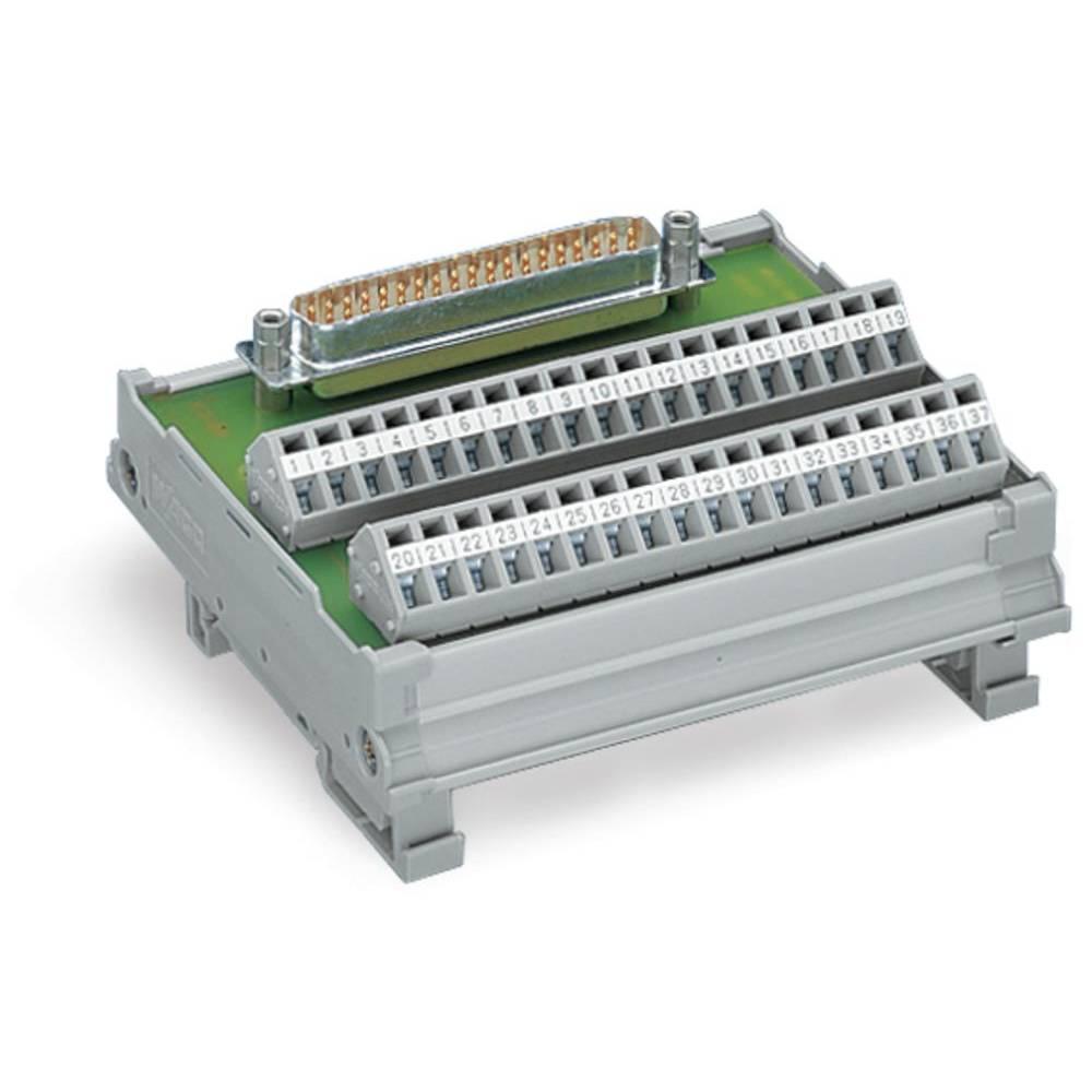 Prenosni modul, št. polov: 50 289-549 WAGO vsebina: 1 kos
