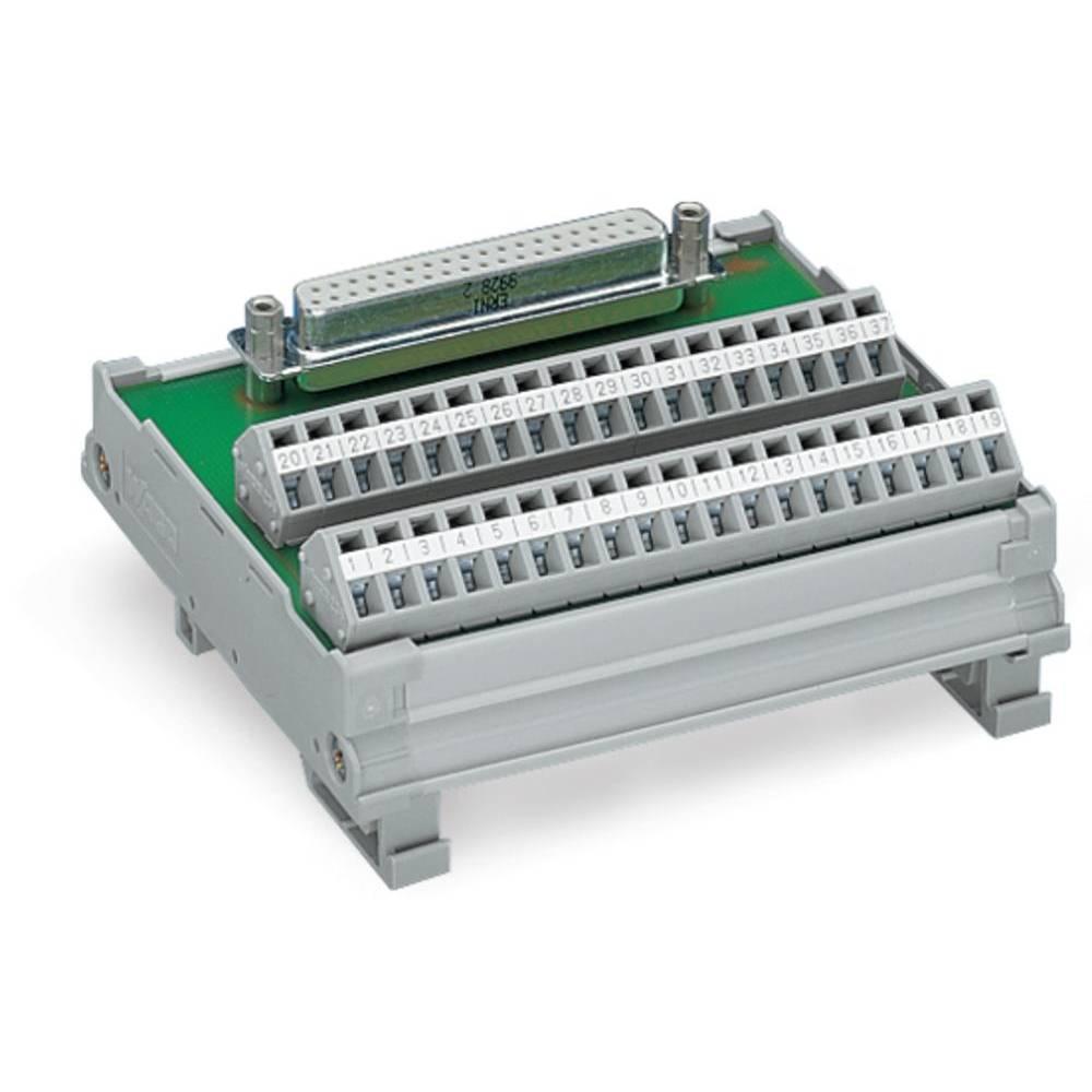 Prenosni modul, št. polov: 25 289-557 WAGO vsebina: 1 kos