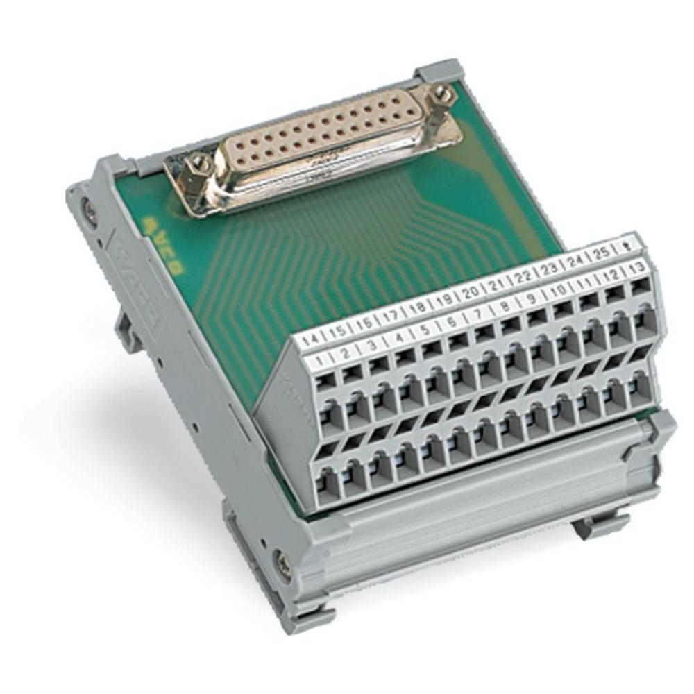 Prenosni modul, št. polov: 9 289-650 WAGO vsebina: 1 kos
