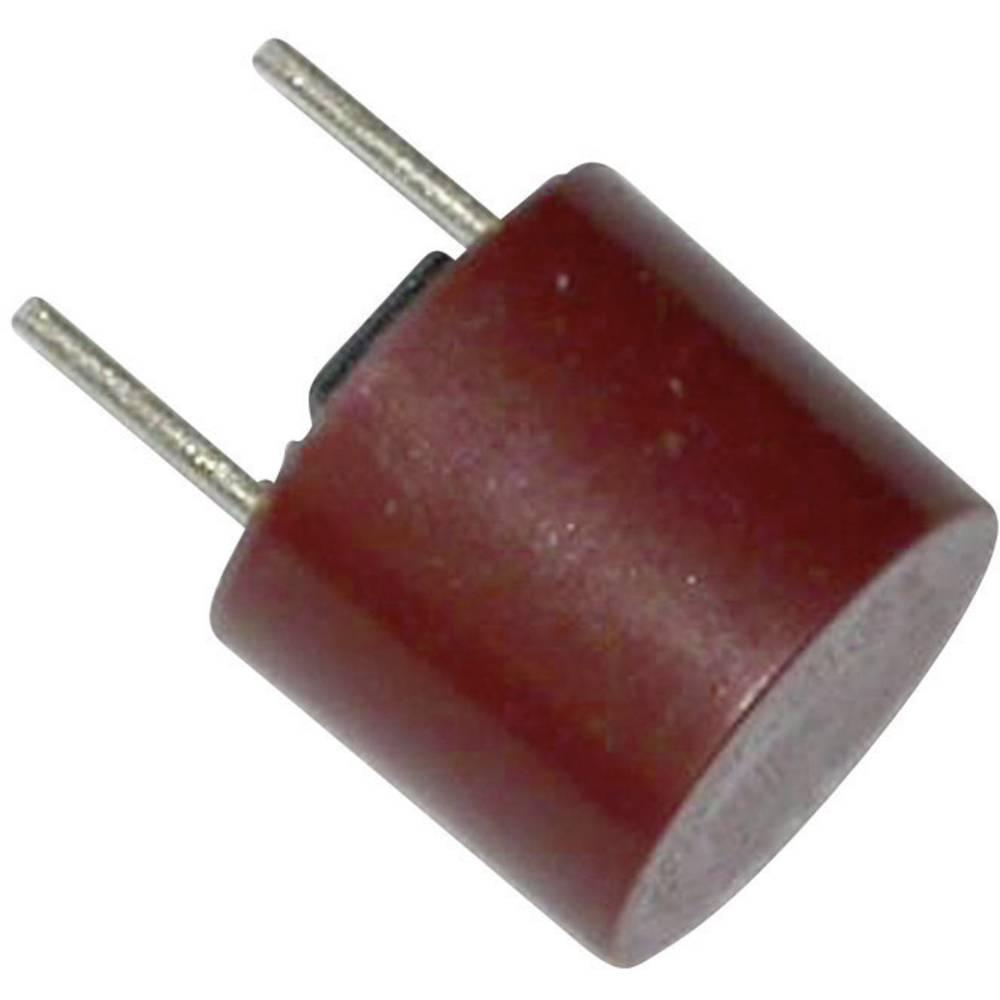 ESKA miniaturna varovalka , radialna, osvinčena, okrogla 500 mA 250 V počasna -T- ESKA 887114 500 kosov
