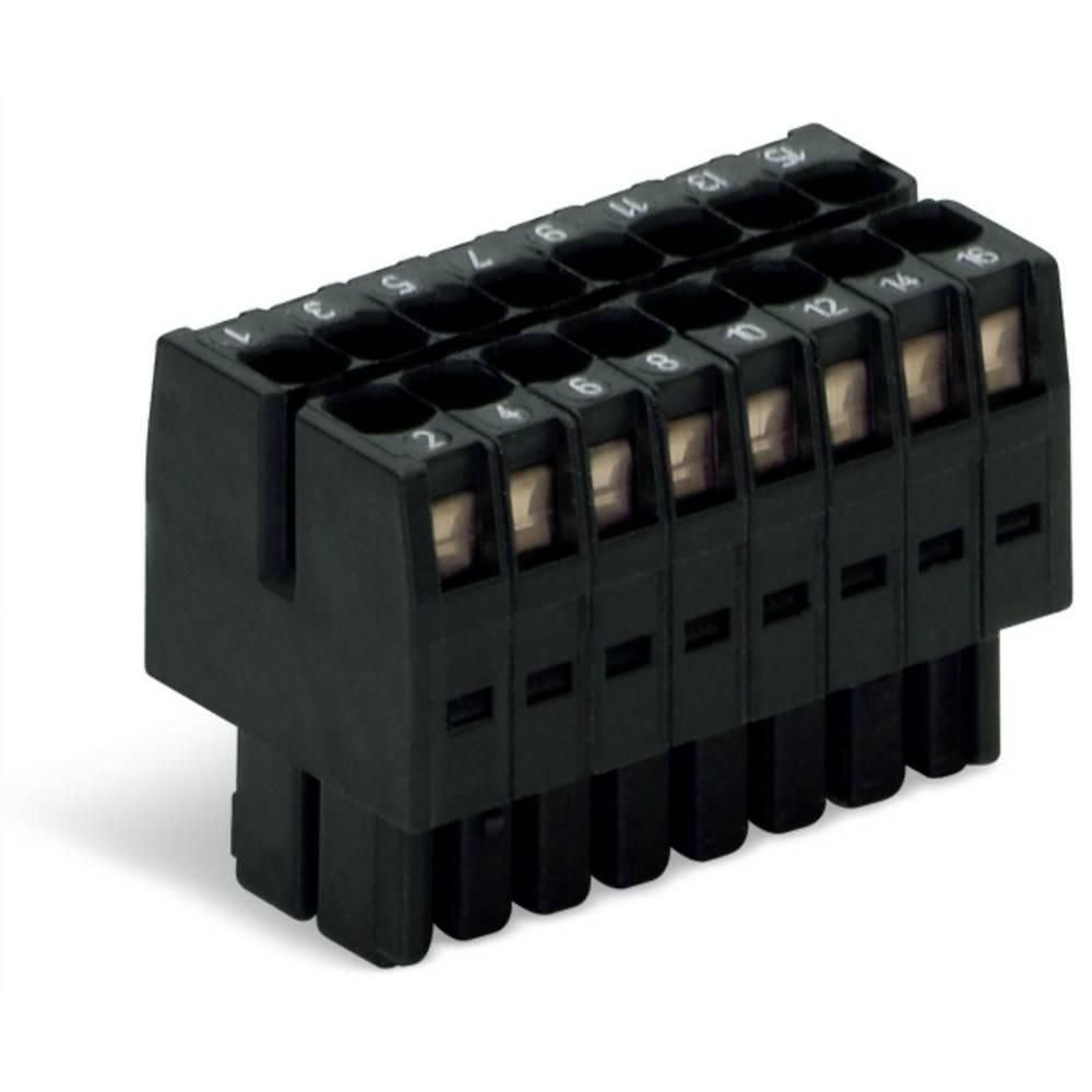 Tilslutningskabinet-kabel 713 (value.1360611) Samlet antal poler 22 WAGO 713-1111/000-047 Rastermål: 3.50 mm 25 stk