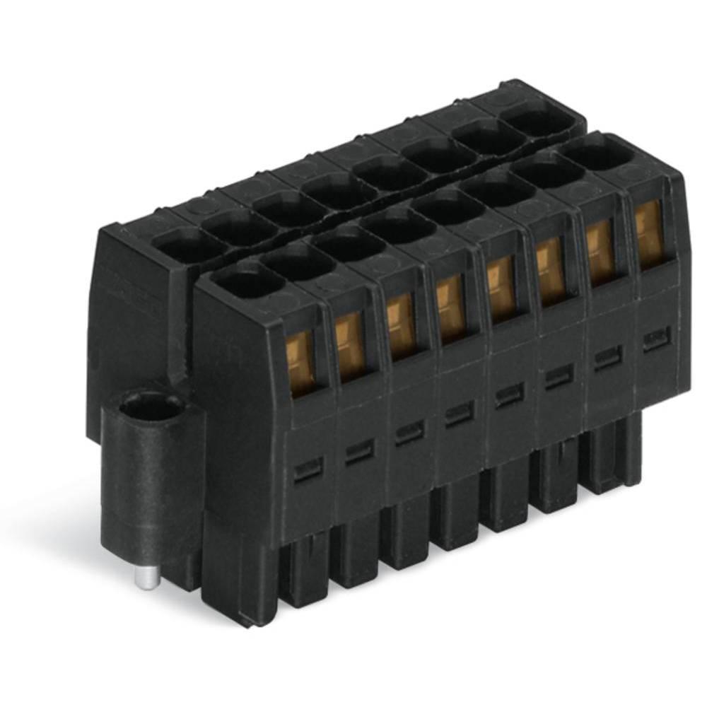 Tilslutningskabinet-kabel 713 (value.1360611) Samlet antal poler 30 WAGO 713-1115/107-9037/035-000 Rastermål: 3.50 mm 20 stk