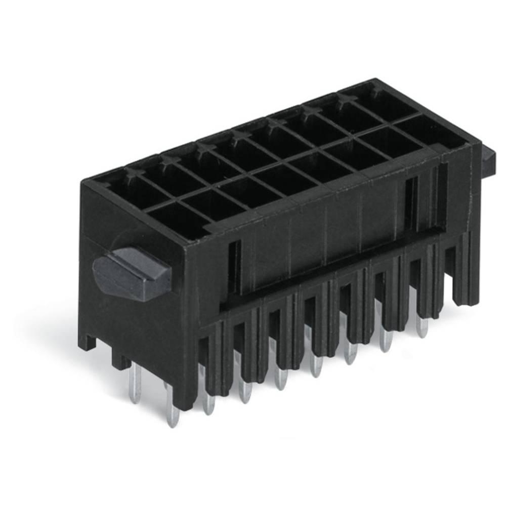 Pinski konektor (za tiskano vezje) število polov: 18 713-1409/116-000 WAGO vsebuje: 25 kosov