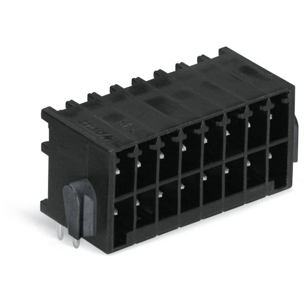 Pinski konektor (standarden) WAGO 713-1431/037-000, mere: 3.50 mm 20 kosov