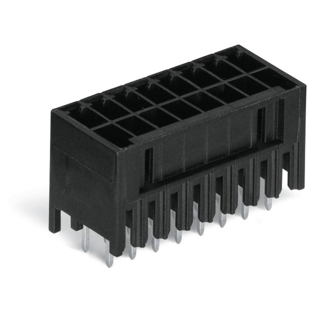Pinski konektor (standarden) WAGO 713-1473, mere: 3.50 mm 25 kosov