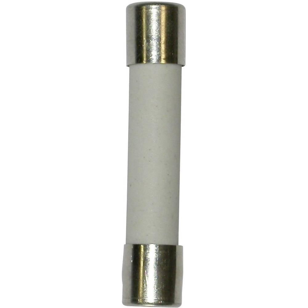 Multimetersikring (Ø x L) 6.3 mm x 32 mm 1 A 1000 V Superhurtig -FF- ESKA 632417 Indhold 1 stk