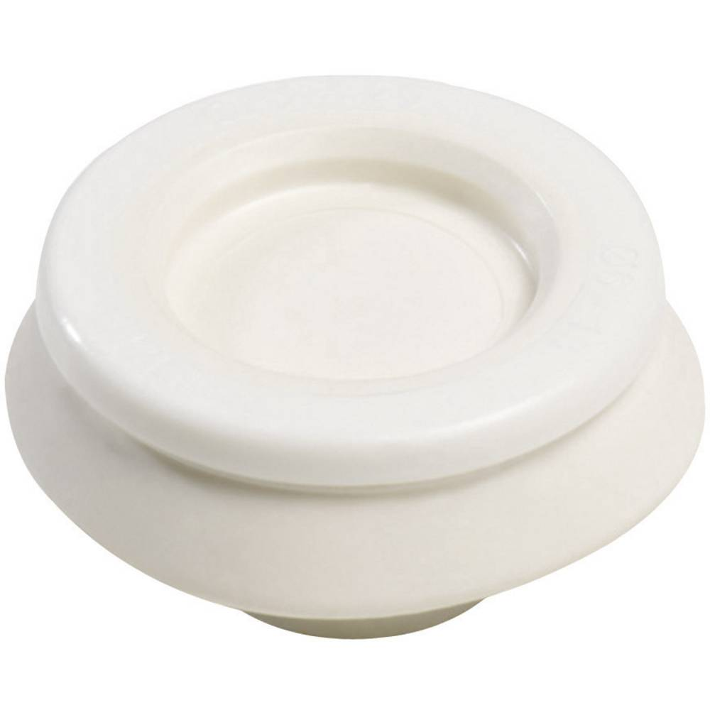 Kabelska uvodnica, promjer sponke (maks.) 17 mm poliamid, TPE (posebna gumijeva zmes neutralnog vonja) Reinweiß (RAL 9010) Wiska