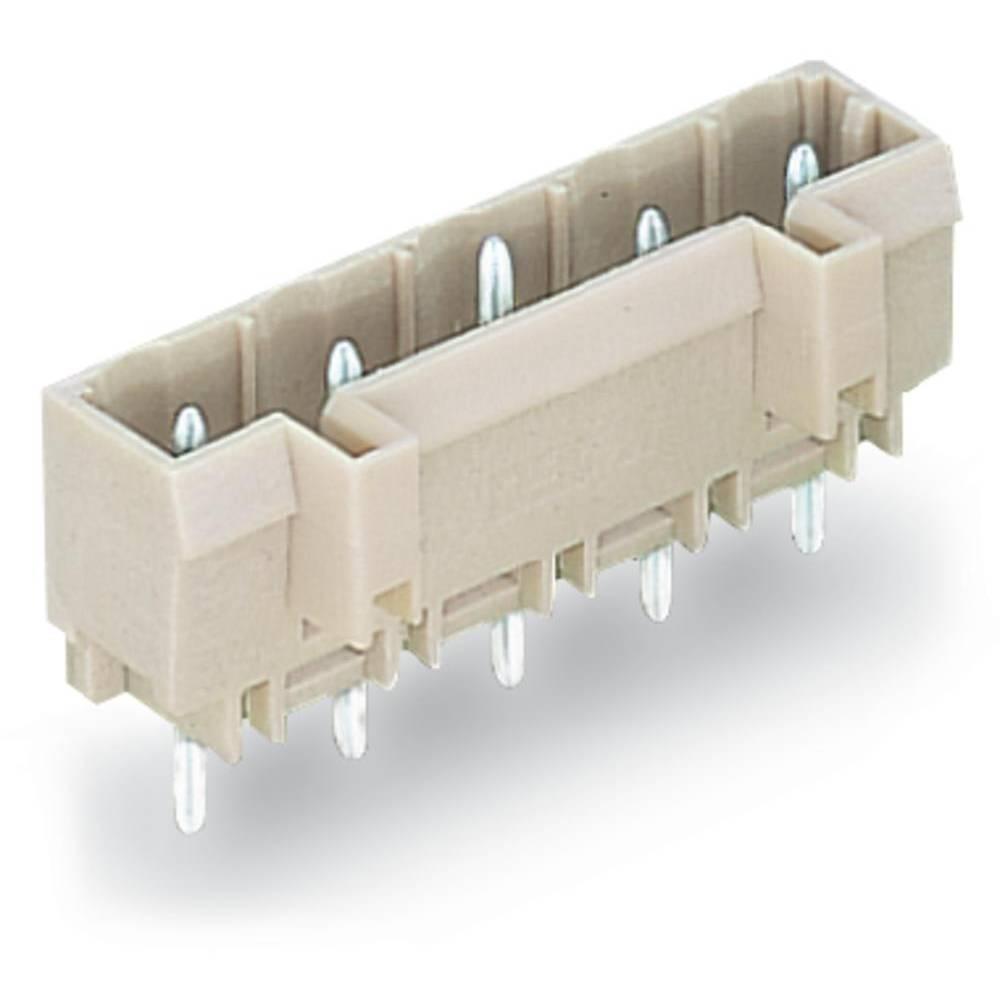 Pinski konektor (za tiskano vezje) število polov: 4 721-234/001-040 WAGO vsebuje: 100 kosov