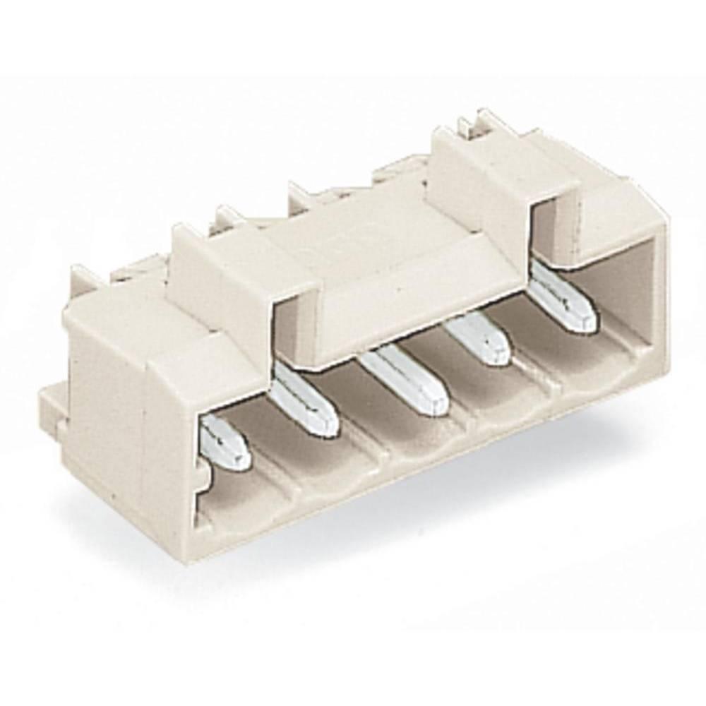 Pinski konektor (standarden) WAGO 721-442/001-000, mere: 5 mm 100 kosov
