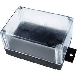 Kemo prozirno kućište G021 (DxŠxV) 72 x 50 x 40 mm, crna, prozirna