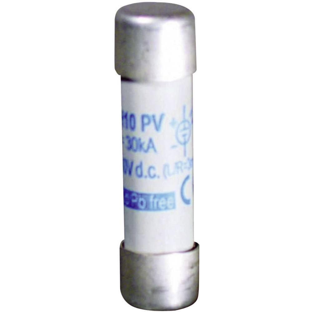 Fotovoltaična varovalka ESKA 10,3 x 38 1038725 (Š? x V) 10.3 mm x 38 mm hitra 6 A