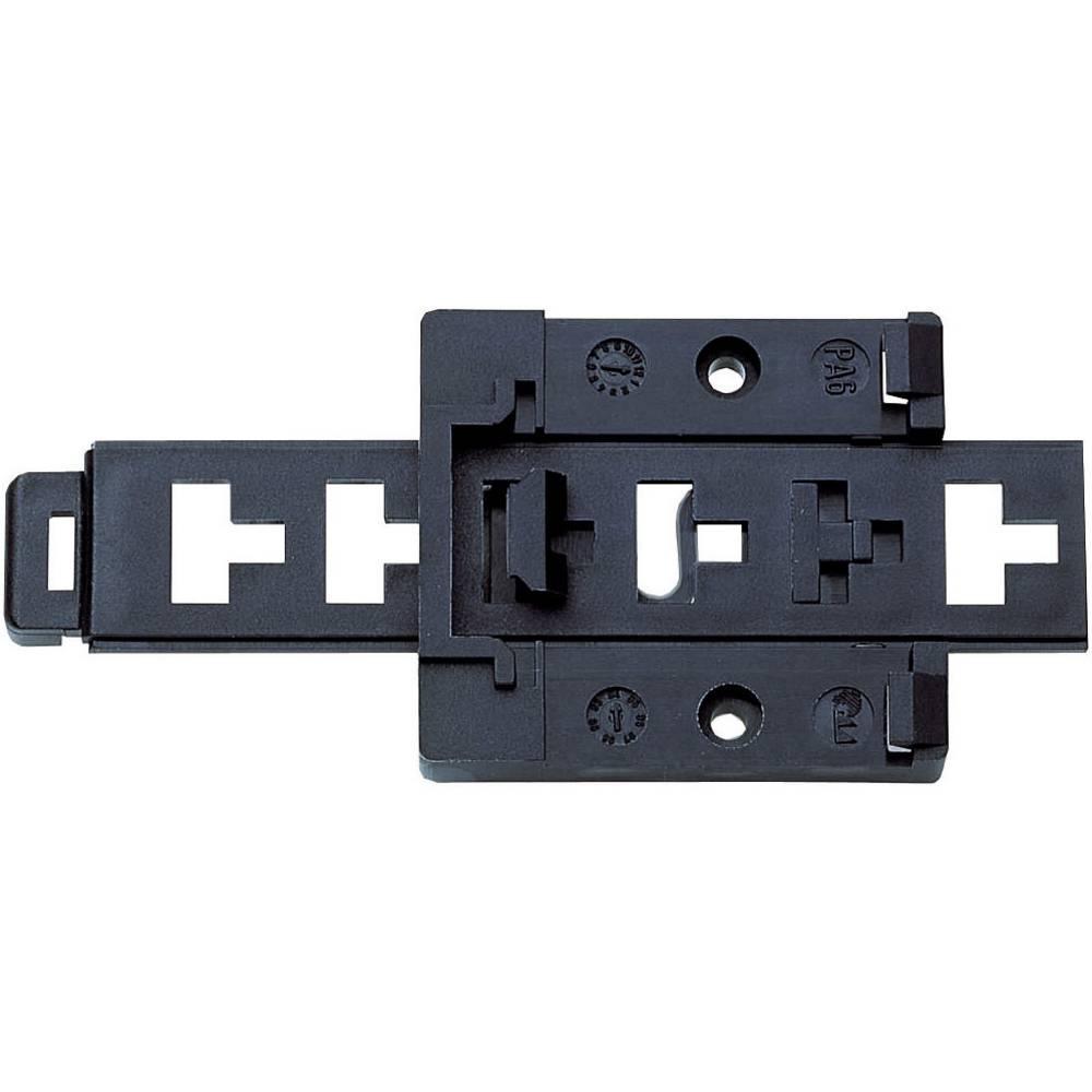 Bopla držač za nosilnu vodilicu TSH 35. crni 22035000