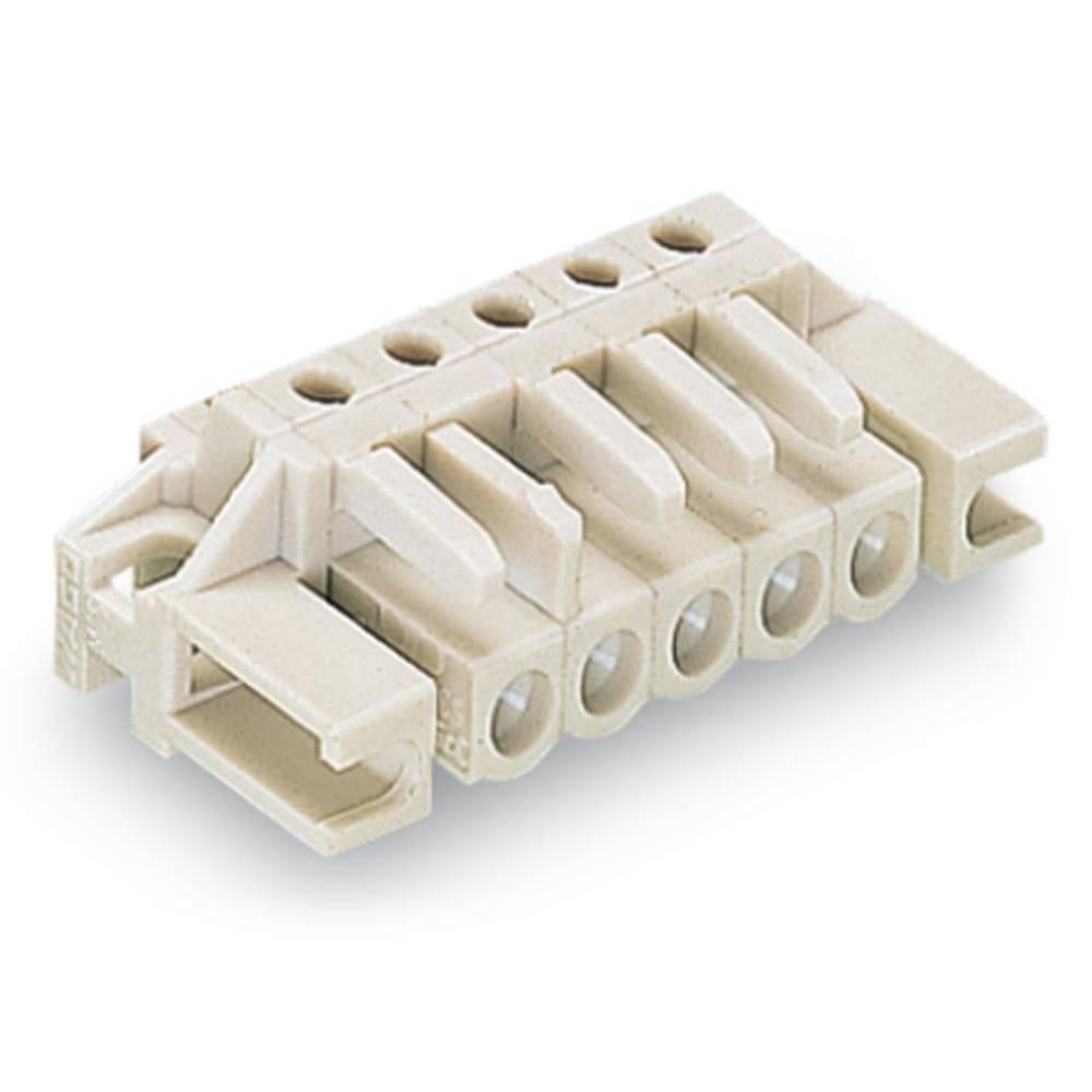 Tilslutningskabinet-printplade 722 (value.1361129) Samlet antal poler 12 WAGO 722-242/047-000 Rastermål: 5 mm 25 stk