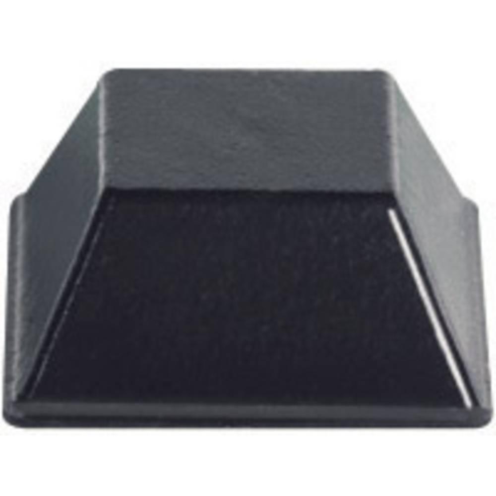 PB Fastener samoljepljive nogice za uređaje BS-03-CL-R-10 (Šx V) 12.7 mm x 5.8 mm