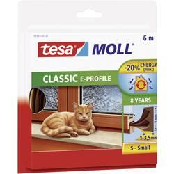 tesamoll® gummi-profiltätning Classic tesa 05463-00121-00 Brun 1 rullar