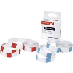 Etikete za označevanje kablov RiteOn 12.70 x 19.10 mm HellermannTyton 550-14014 RO201REF-100-WH