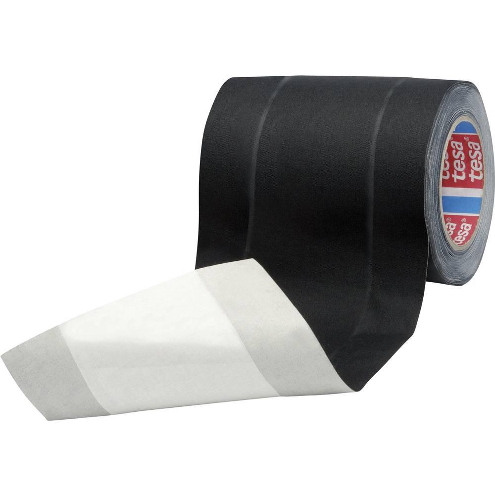 tesa® Lepilni trak v obliki tunela (L x B) 25 m x 150 mm črne barve (matt) TESA vsebuje: 1 Rolle(n)