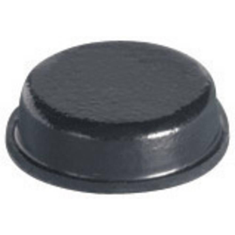 PB Fastener Self fødder (Ø x H) 9.5 mm x 3.2 mm PU Klar Indhold 12 stk