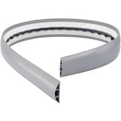 Kabelski most 1800 mm (D x Š) 1800 mm x 50.8 mm sive barve TRU Components vsebina: 1 kos