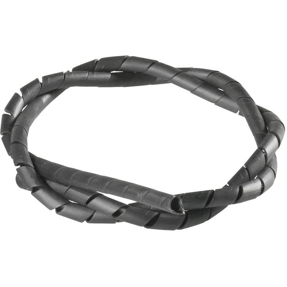 Spiralna cev, notranji premer: 2,3 mm 2 - 15 mm SB 12 E SW PB Fastener vsebuje: meterski snop