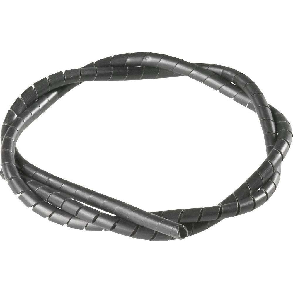 Spiralna cev, notranji premer: 3,7 mm 4 - 20 mm SB 50 E SW PB Fastener vsebuje: meterski snop