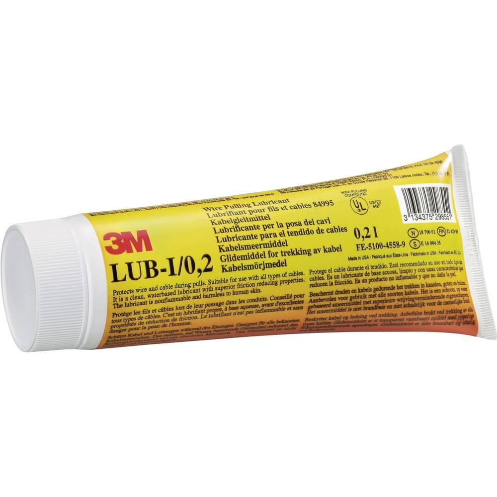 Sredstvo za podmazivanje kablova - Lub-I / Lub-P FE-5100-4558-9 3M 0.2 l