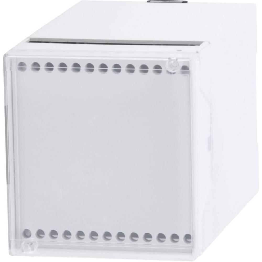Combinorm-kabinet Bopla COMBINORM CN 70 AK Transparent dæksel 70 x 75 x 109.5 ABS Grå (RAL 7035) 1 stk