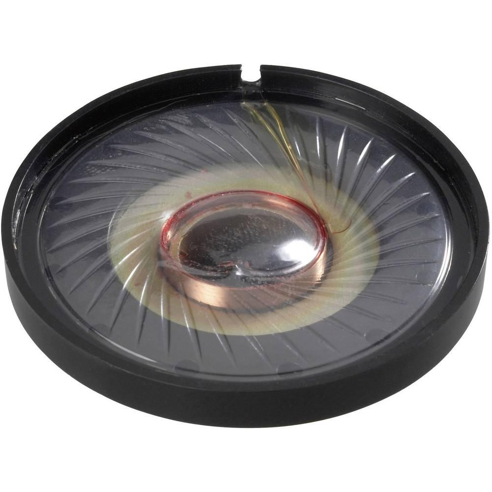 Zvučnik od umjetne mase LSF serije, glasnoća: 110 dB 32 Ohm,nazivna snaga: 0.1 W 150 Hz 110042