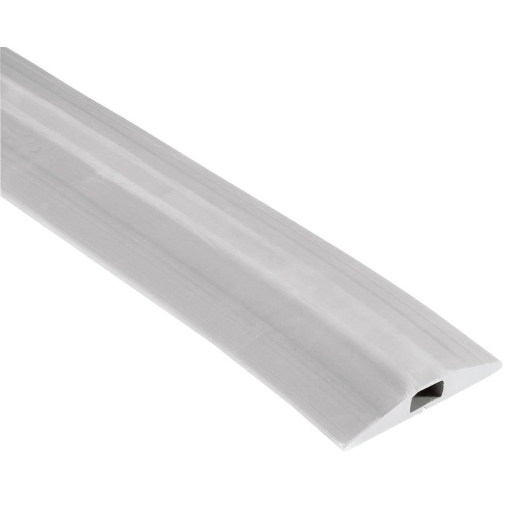 Talna zaščita za kable Vulcascot VUS-002 Snap Fit Standard, (D xŠx V) 3.000 x 68 x 11 mm, siv
