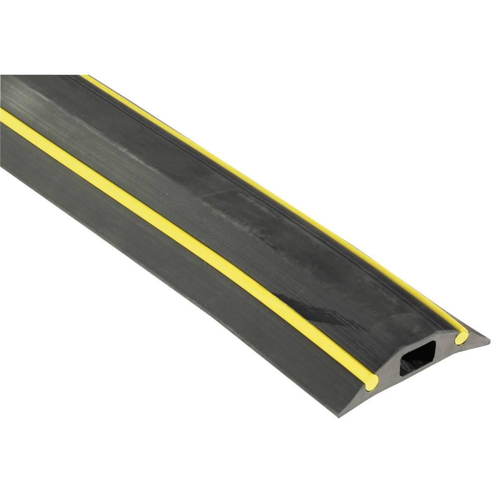 Talna zaščita za kable Vulcascot VUS-017 Snap Fit HAZ, O: 14 mm,3.000 x 68 x 15 mm, črn, 1 kos