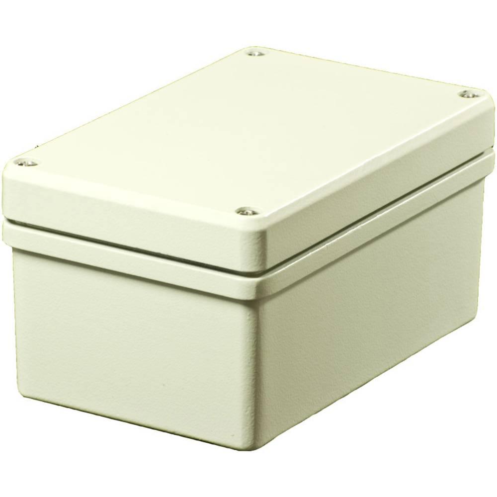 kućište EK 082 Rolec aluminij:2 x 1 mm (Š xVxG) 250 x 150 x200 mm crna 110.082.110