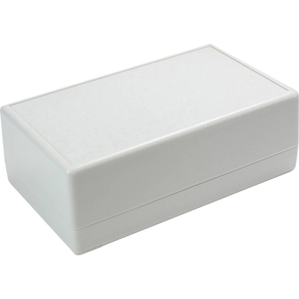Bordkabinet Axxatronic CRDCG0006-CON 145 x 90 x 45 ABS Gråhvid (RAL 7035) 1 stk