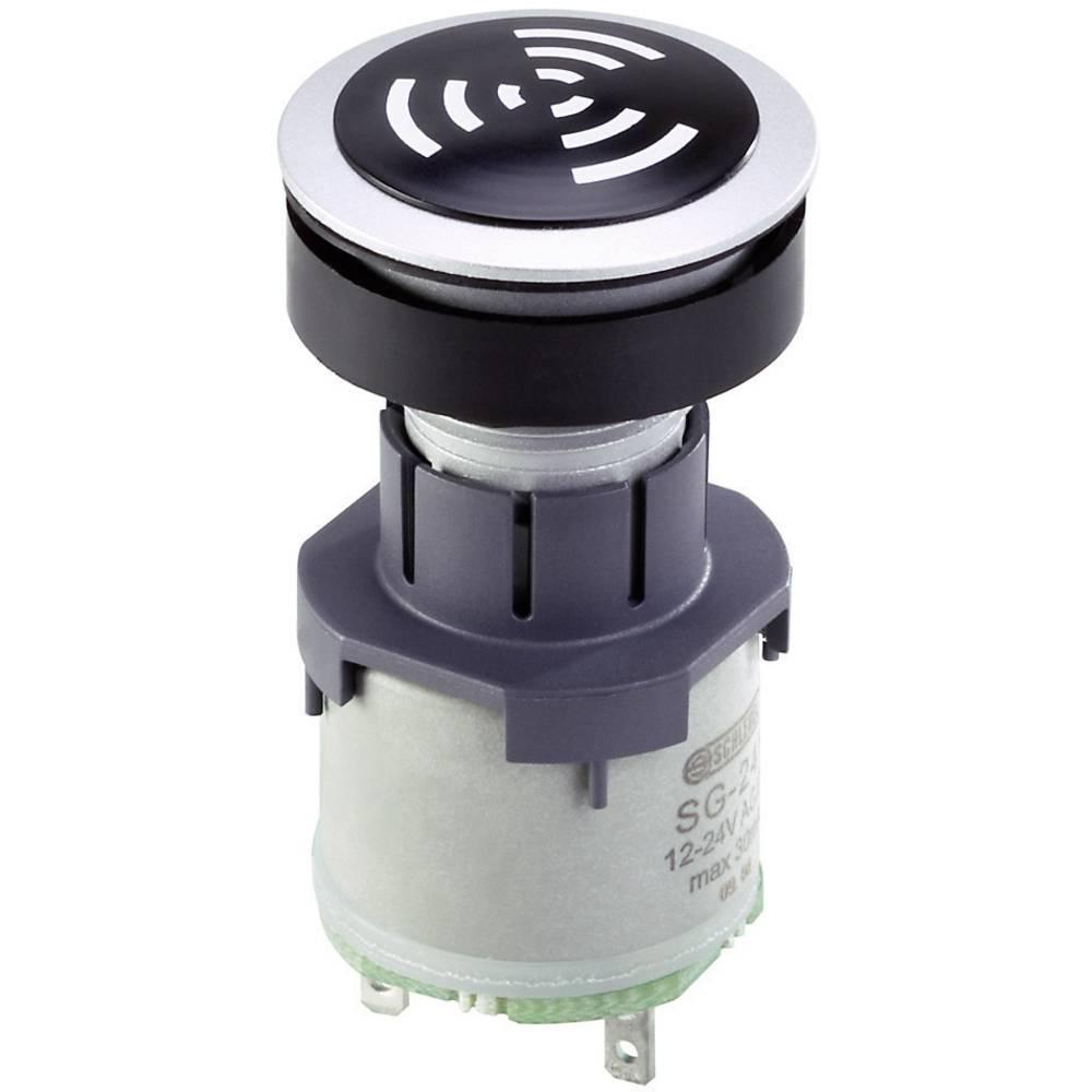 Akustički signalizator Rontron-R, glasnoća: 85 dB, 12-24 V AC/DC RRJNSG+SGI-24V Schlegel