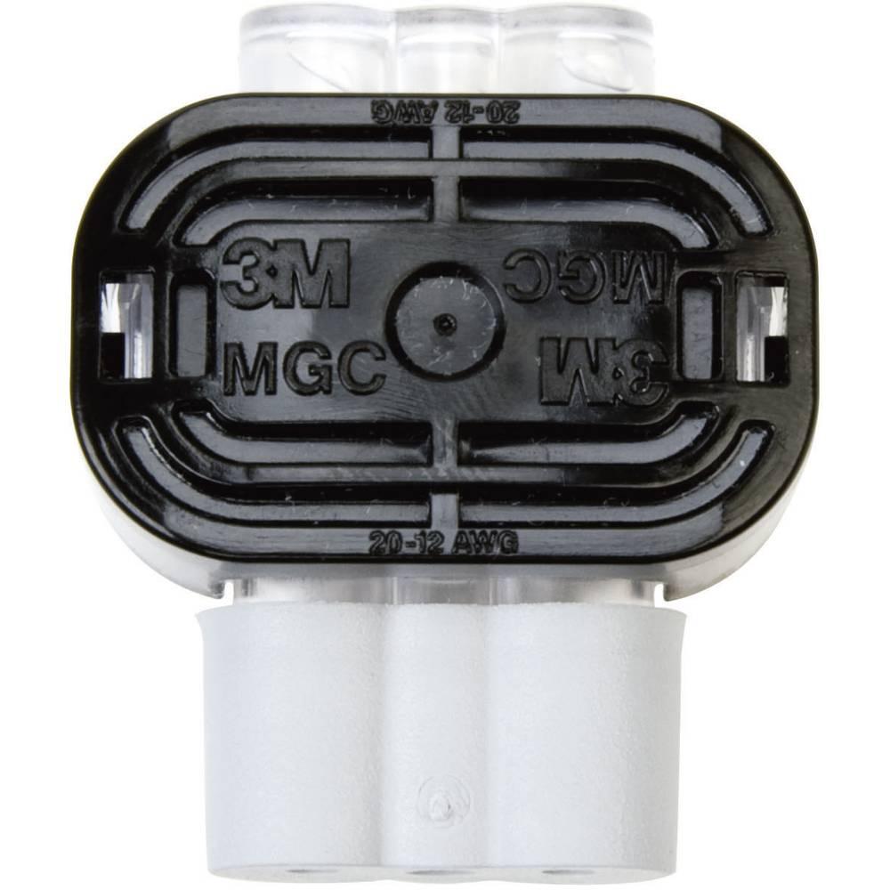 Svagstrømsforbindelse ATT.CALC.CROSS_SECTION_FLEXIBLE: 0.79-3.14 mm² ATT.CALC.CROSS_SECTION_RIGID: 0.79-3.14 mm² Poltal: 2 3M 80