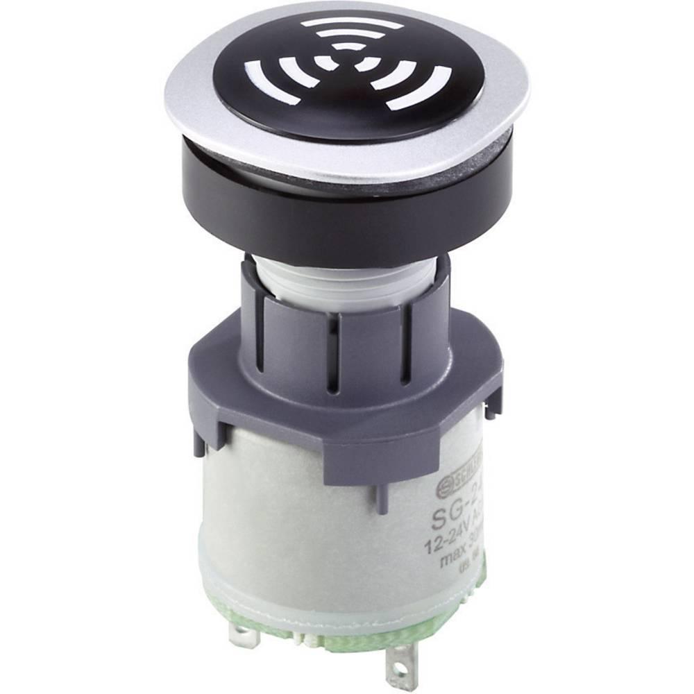 Alarm (value.1782094) Støjudvikling: 90 dB Spænding: 24 V Kontinuerlig lyd (value.1730255) Schlegel RQJNSG+SG-24V 1 stk