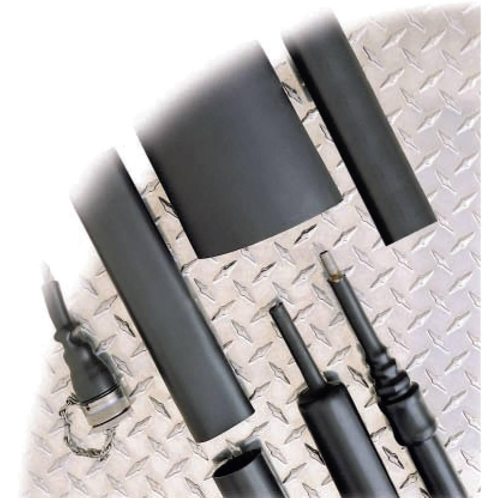 Skrčljive cevke DSG Canusa CFHR z lepilom v notranjosti, 61, 1,2 m, črne, 1 paket C1161300BK0048