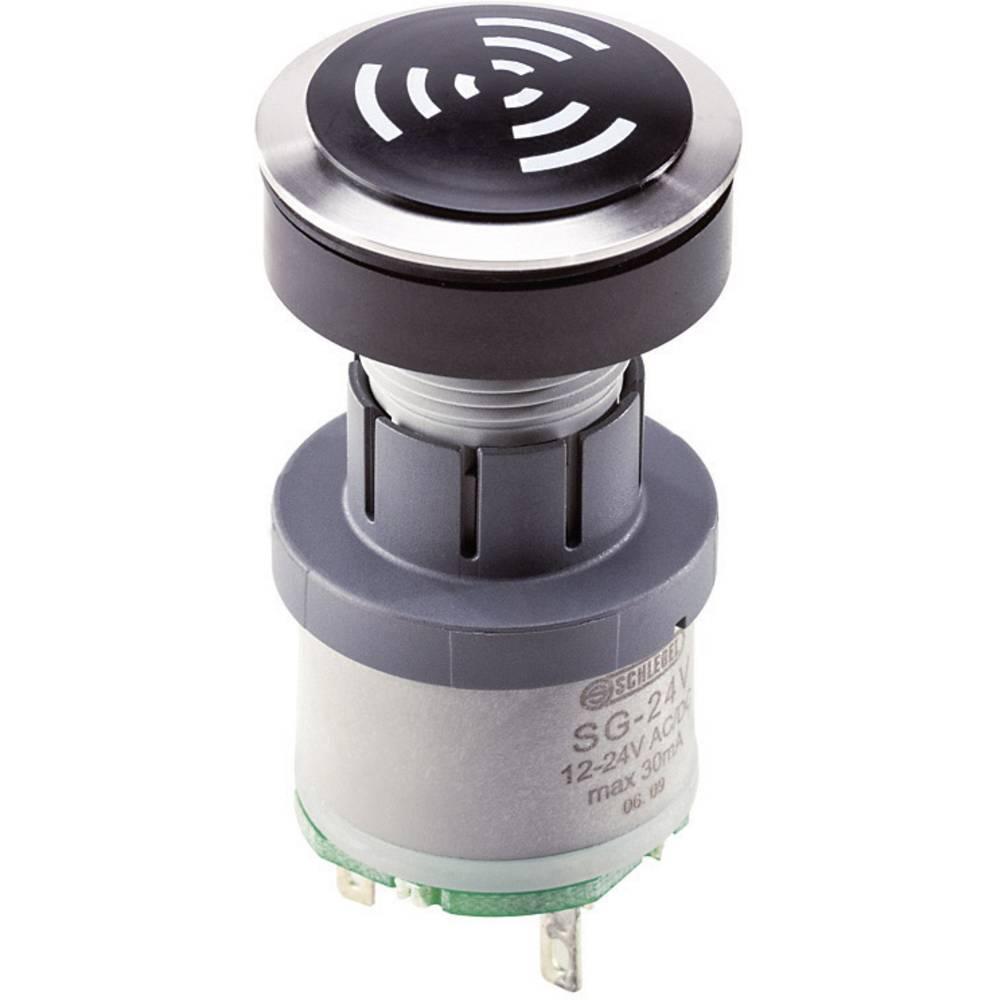 Akustični signalizator Rontron-RJ, hrup: 85 dB, 12-24 V AC/D-RJ, hrup: 85 dB, 12-24 V AC/D RRJVANSG+SGI-24V Schlegel