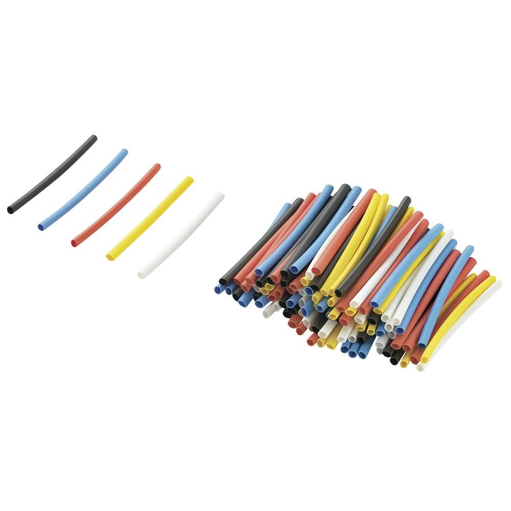 Dodatne skupljajuće cijevi za nadopunu kompleta (Kat.br. 54 23 51) RPS2 Conrad 2 : 1, 40 mm, šarena, 125 kom.