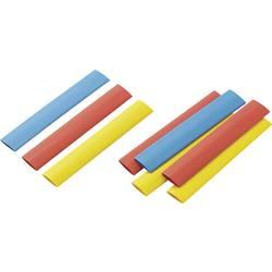 Sortiment skupljajućih cijevi, raznobojnih 12.50 mm omjer skupljanja: 2:1 Conrad Components 542435 RPS9