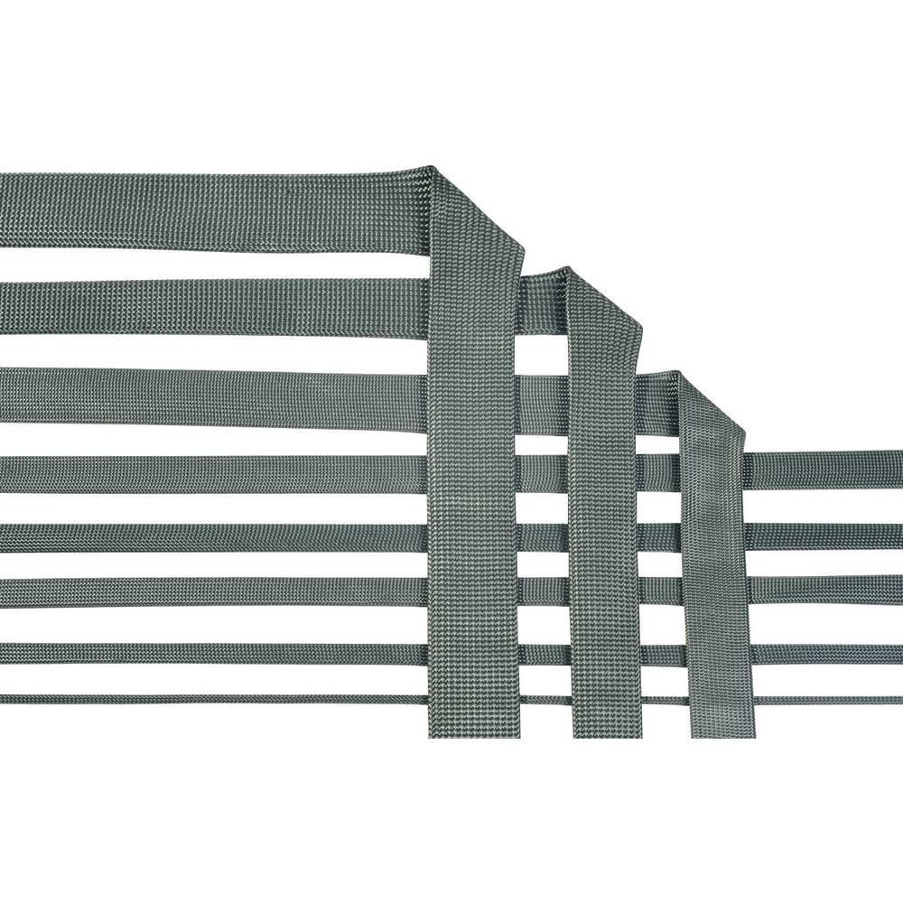 Helagaine Paket pletenih nazapaljivih cijevi Oa od 4 - 8 mm,zelena, HEGMAN-06-NOMEX-GN 170-02102 HellermannTyton