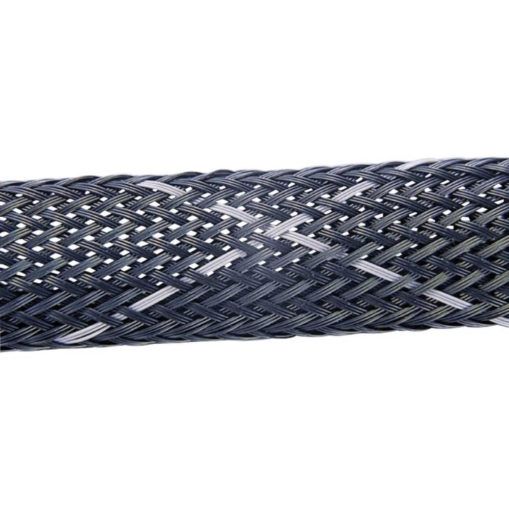 Helagaine pletena cev, premer snopa-: 5 - 16 mm HEGPV0X09-PBT-BK-CA;HellermannTyton vsebuje: meterski snop