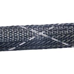 Helagaine pletena cev, premer snopa-: 3 - 9 mm HEGPV0X06-PBT-BK-T4;HellermannTyton vsebuje: meterski snop
