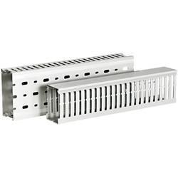 Kanal za ožičenje HTWD-DIN, siv, 44 m, HTWD-DIN-25 x 50 mm,HellermannTyton 185-40178